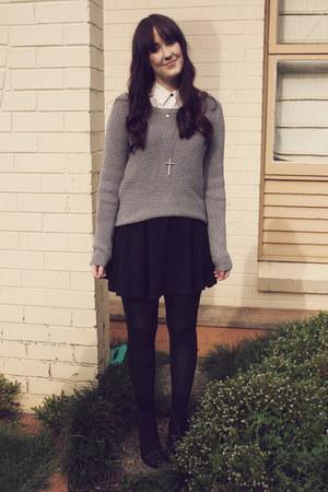 heather gray Sportsgirl jumper