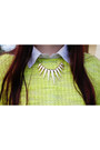 Yellow-neon-dotti-jumper