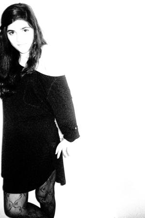 Zara dress - Aldo tights