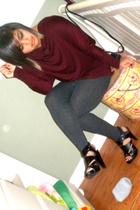 top - leggings - shoes