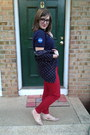 Navy-warby-parker-glasses-navy-nasa-top-red-old-navy-pants