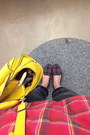 Charcoal-gray-levis-jeans-yellow-31-phillip-lim-for-target-bag