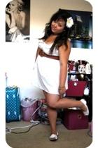 Forever21 dress - Forever21 belt - Target shoes - Juicy Couture bracelet - acces