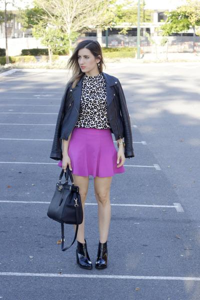 Mink Pink top - hello parry skirt