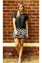 Sportsgirl top - hello parry skirt
