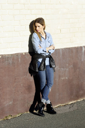 H&M shirt - asos jeans
