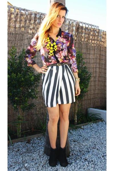 Zara skirt - Sportsgirl shirt