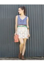 Sportsgirl-skirt-sportsgirl-top-vintage-belt