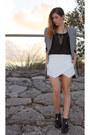 Vintage-jacket-zara-skirt