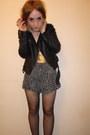 Leather-topshop-jacket-polka-dot-primark-tights-primark-shorts
