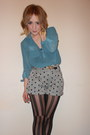 Turquoise-sheer-primark-shirt-miss-selfridge-tights