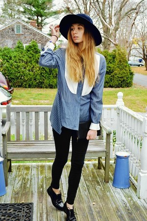 31 Phillip Lim blouse - Alexander Wang shoes - Topshop jeans