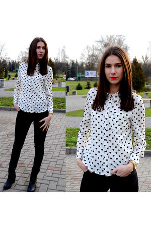 chicnova blouse