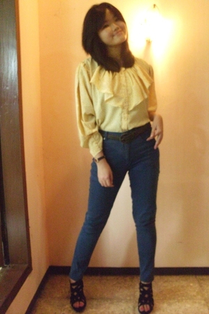 shirt - jeans