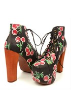 Jeffrey Campbell Cherry lita
