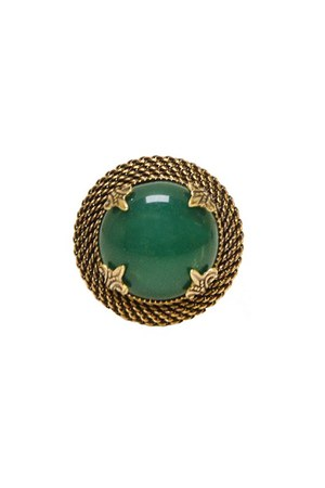 roundgreen jan michaels ring