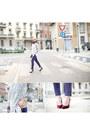 Asos-sweatshirt-three-floor-pants-stefanel-heels