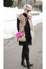 Corso-como-boots-white-plum-dress-zara-sweater-diane-von-furstenberg-bag