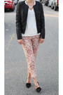 Zara-jacket-h-m-top-loft-pants-zara-heels