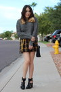 Forever-21-sweater-thrifted-bag-forever-21-skirt-pacsun-heels