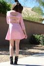 Zara-boots-zara-dress