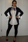 Wedges-cardigan