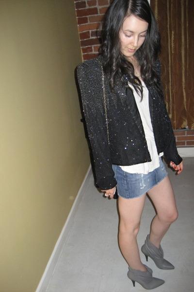 blazer - H&M skirt - Urban Outfitters -
