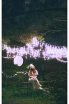 petal chiffon Esther Boller skirt