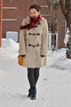 beige Beaver Canoe coat - mustard 31 Phillip Lim for Targeet purse