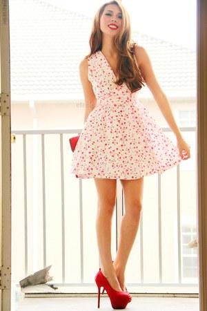 sammydress dress - DAS heels