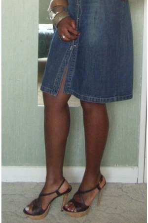 Kookai dress - Osmose shoes