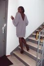 Silver-topshop-dress-andre-shoes