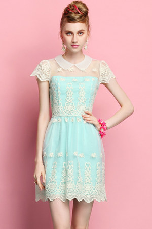 lace dress dress