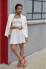 Ankle-strap-maxmara-shoes-chic-topshop-dress-casual-chic-zara-blazer