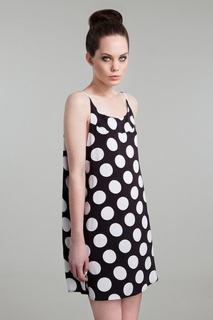 black Otis & Maclain dress