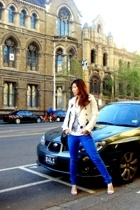 Charles & Keith& keith shoes - Only jacket - Body and Soul pants