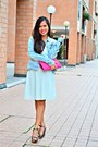 Forever-21-wedges-bazaar-dress-terranova-jacket-rags2riches-bag
