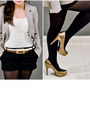 Black-tailored-forever21-shorts-beige-tailored-zara-blazer