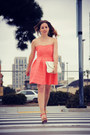 Francescas-collections-dress-steve-madden-bag-poetic-license-heels