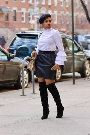 frill shirt Blouse blouse