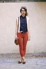 Dark-brown-american-apparel-shoes-dark-brown-urban-outfitters-bag