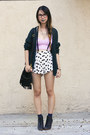Black-akira-chicago-bag-white-wasteland-skirt-bubble-gum-nasty-gal-top