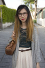 Dark-brown-american-apparel-shoes-heather-gray-american-apparel-sweater