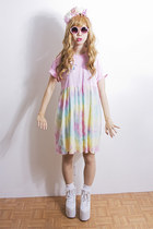bubble gum Glitter Bandits dress