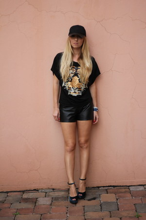 Stella McCartney shoes - danier shorts