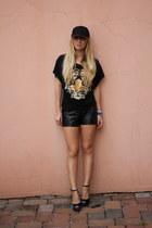 Stella McCartney shoes - danier shorts