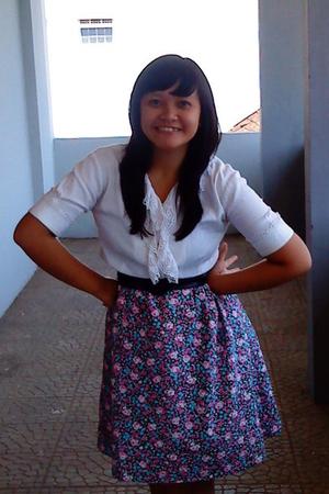 shirt - skirt