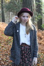 Gray-wool-primark-coat-crimson-bowler-hat-h-m-hat