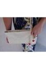 Black-strappy-merona-sandals-gold-statement-jewelry-box-necklace