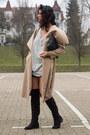 Mary-paz-boots-primark-jumper-lefties-skirt